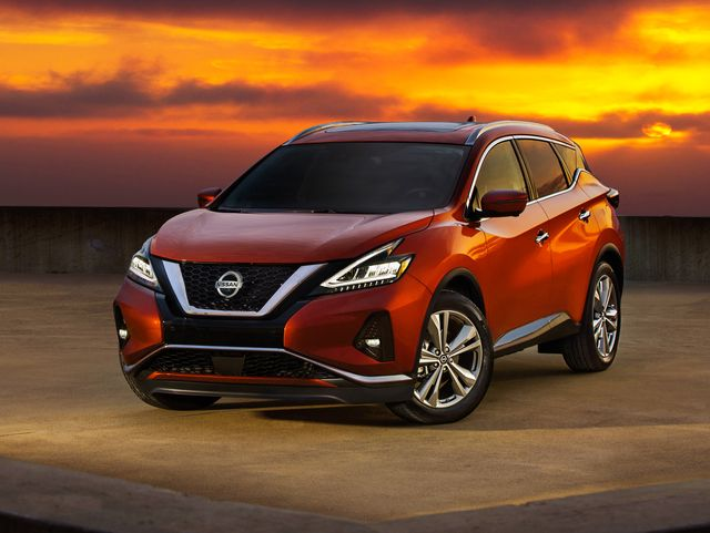 2020 Nissan Murano Review Pricing And Specs