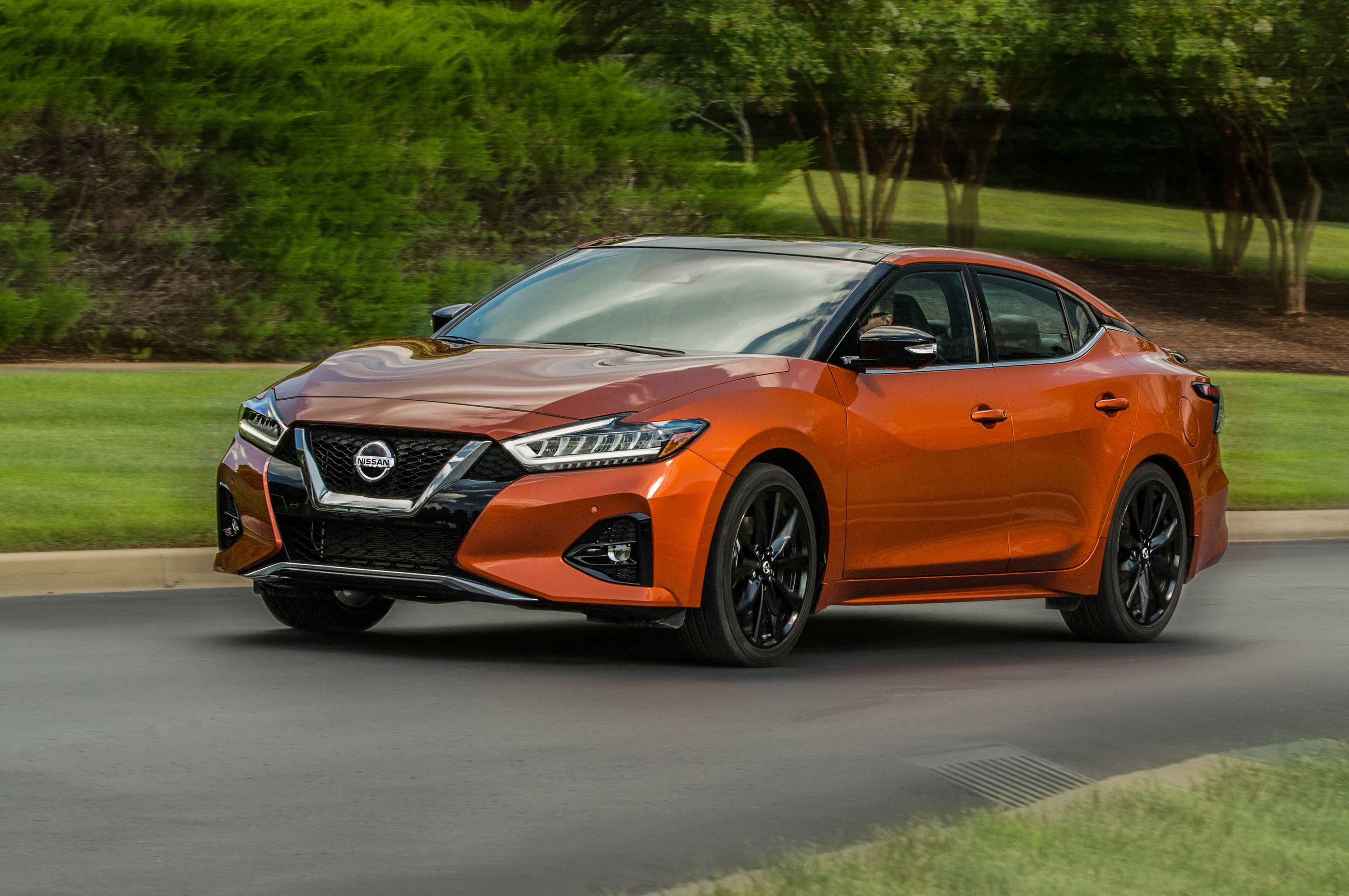 2020 Nissan Maxima Review Pricing And Specs