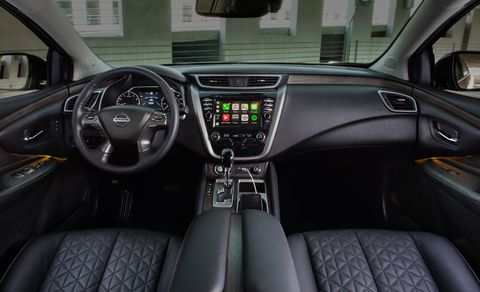 2020 Nissan Murano Review, Pricing, and Specs