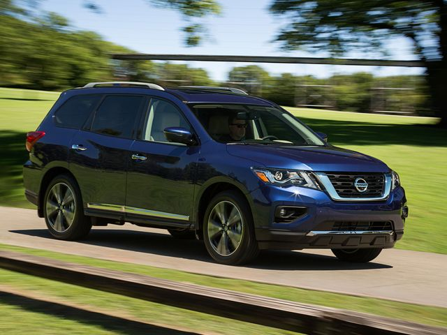 2017 Nissan Pathfinder Towing Capacity >> 2020 Nissan Pathfinder Review Pricing And Specs
