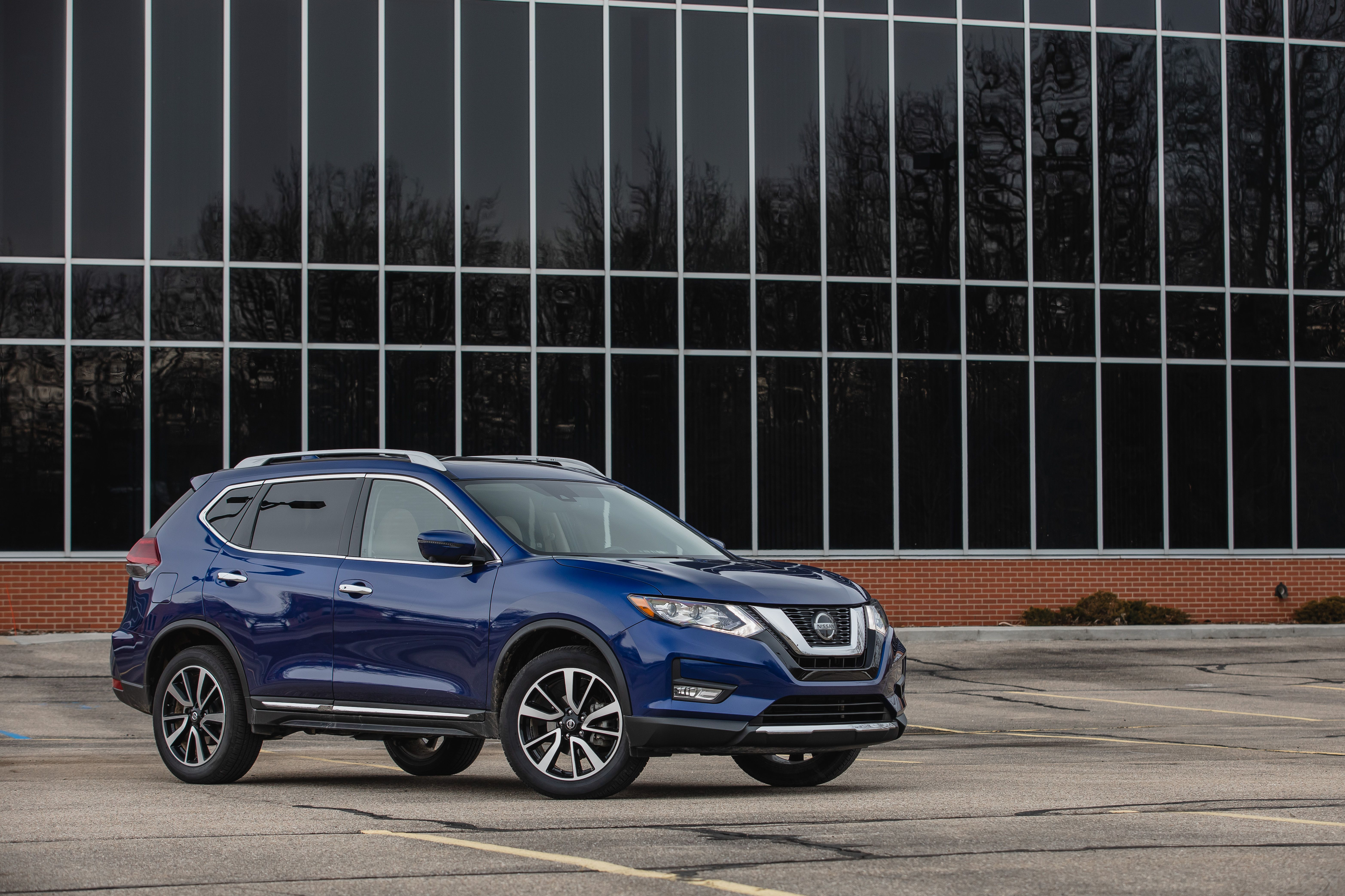 2020 Nissan Rogue Review Pricing And Specs