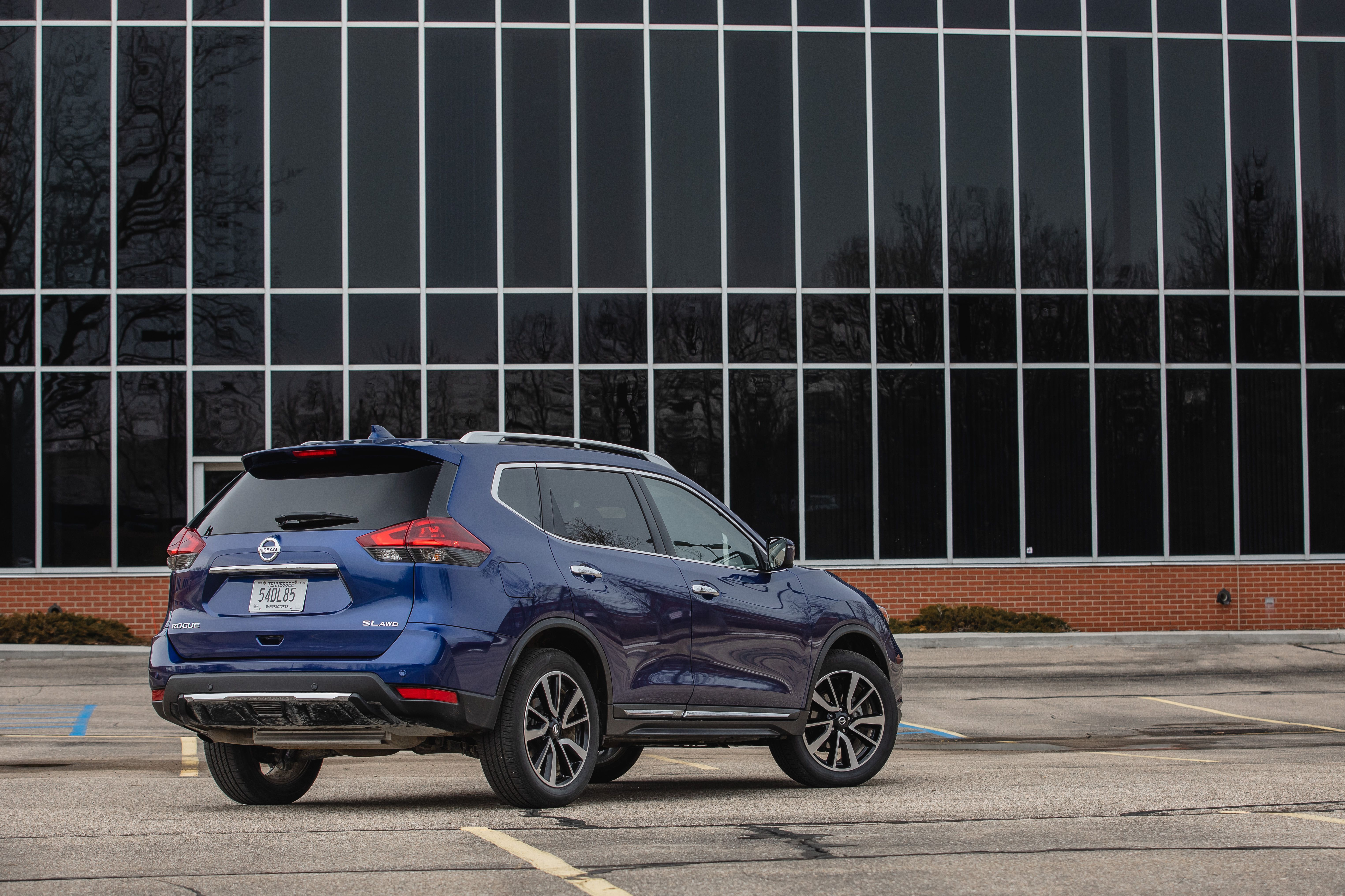 2020 Nissan Rogue Sl Is The Camry Of Crossovers
