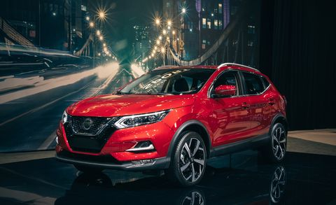 2020 Nissan Rogue Sport Gets New Cosmetic and Safety Upgrades