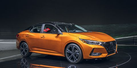 2020 Nissan Sentra Is Much Improved In Looks And Features