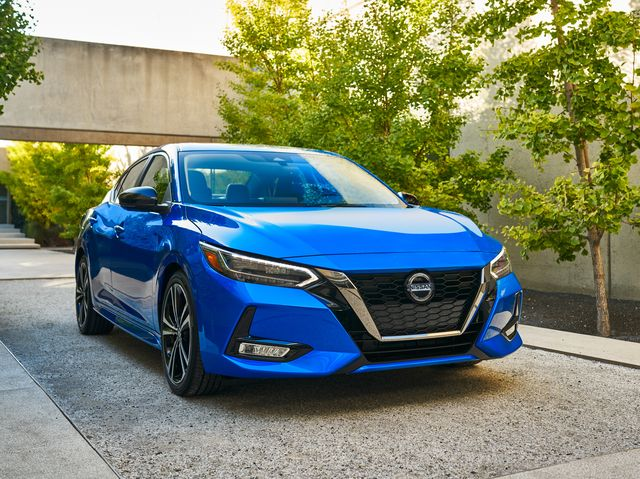 2020 Nissan Sentra Review, Pricing, and Specs