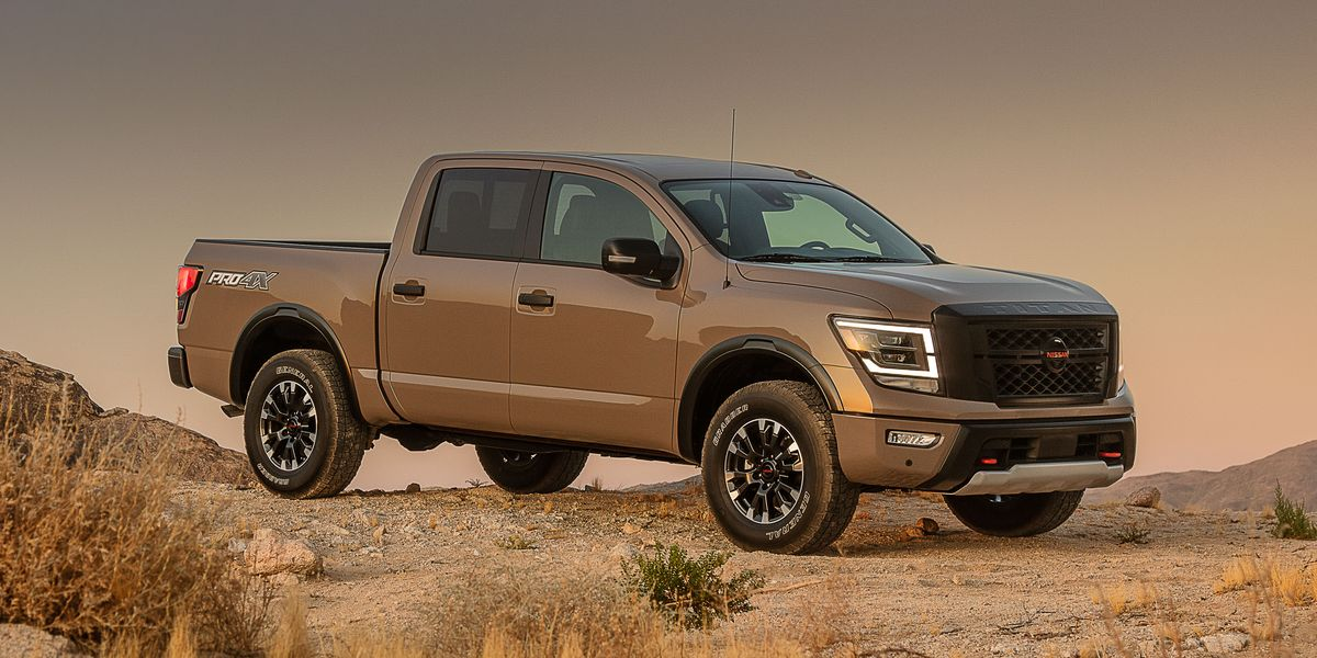 2020 Nissan Titan Makeover Adds Sharper Looks More Muscle