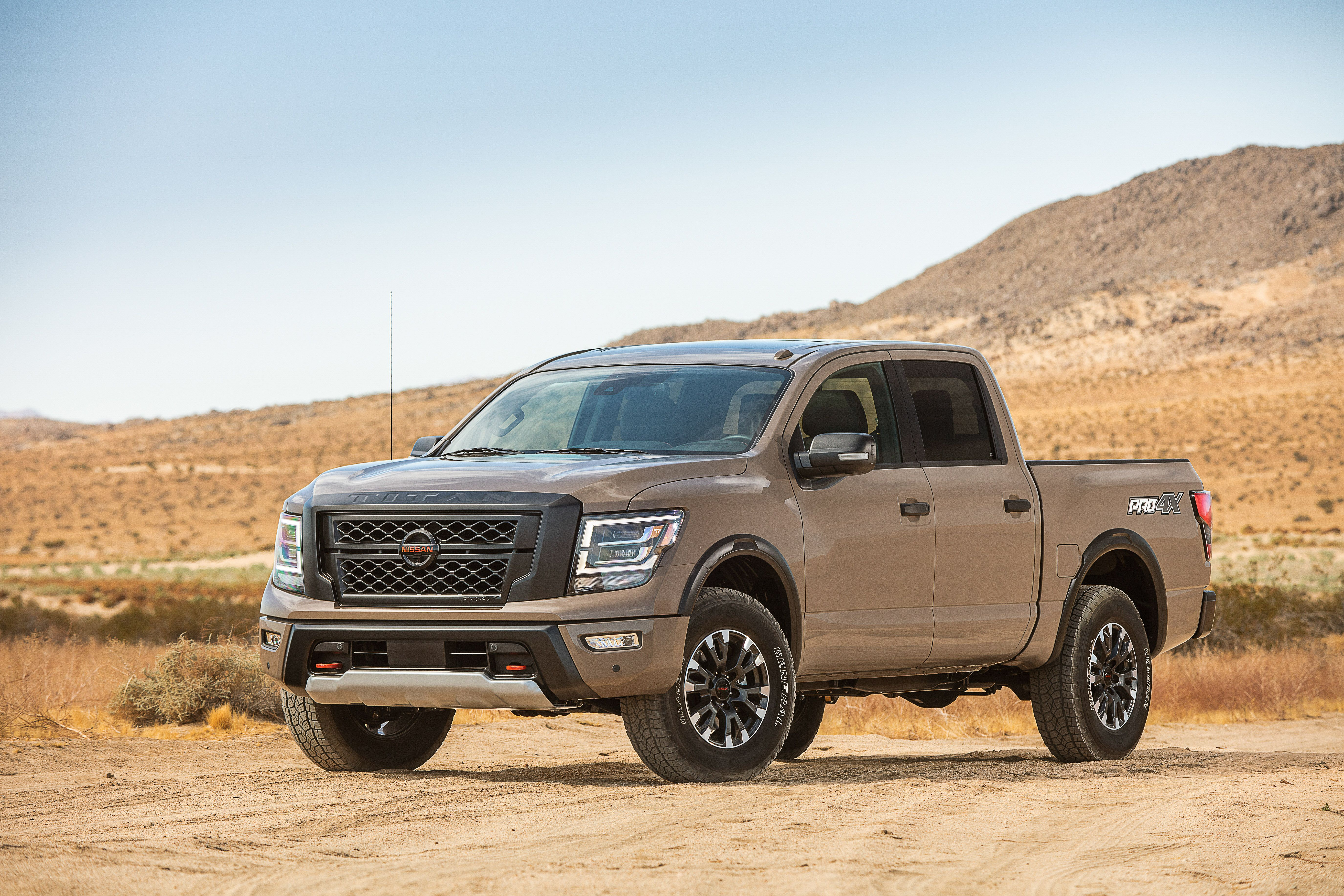 2020 Nissan Titan Prices Rise By Up To 5000