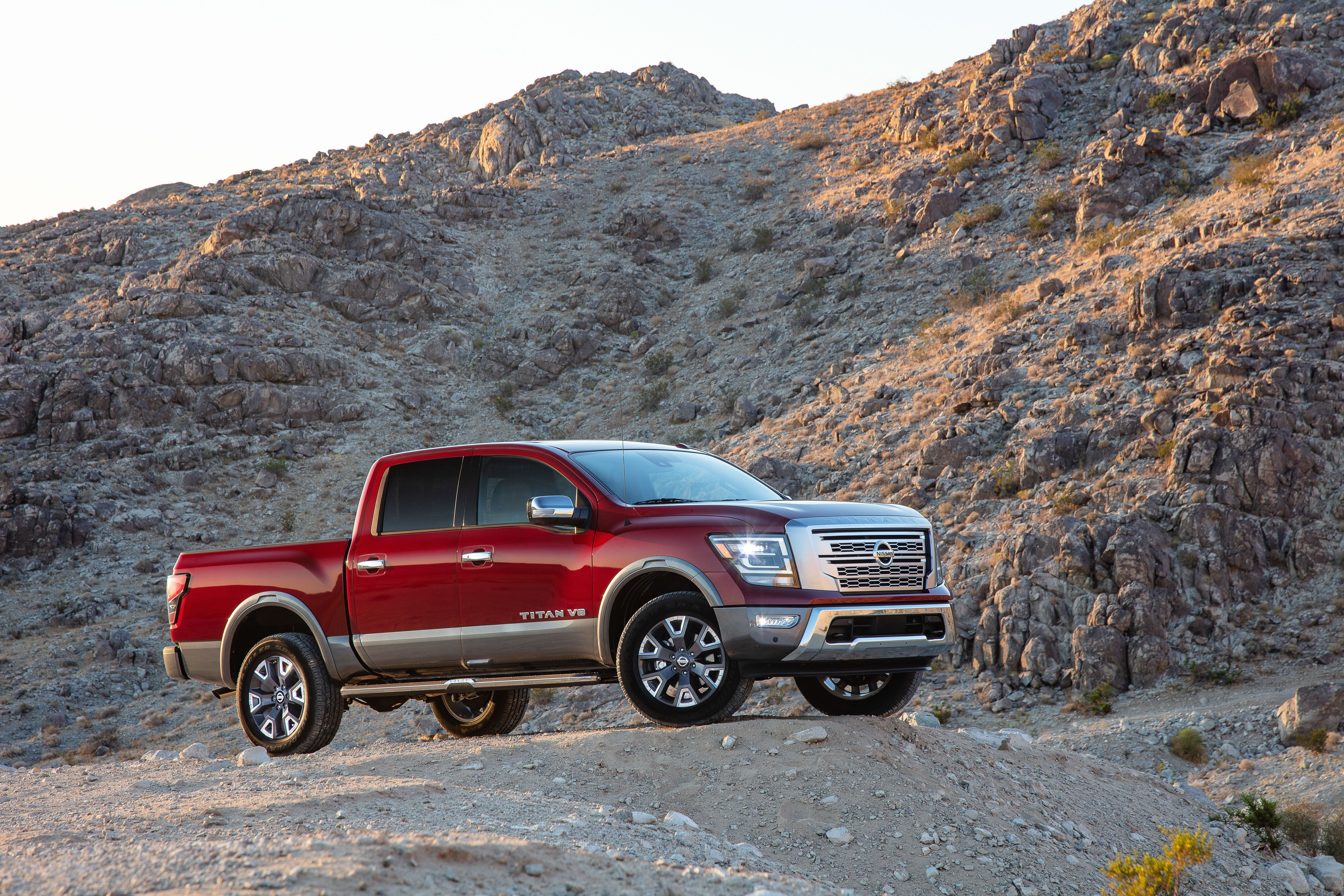 2020 Nissan Titan Review Pricing And Specs