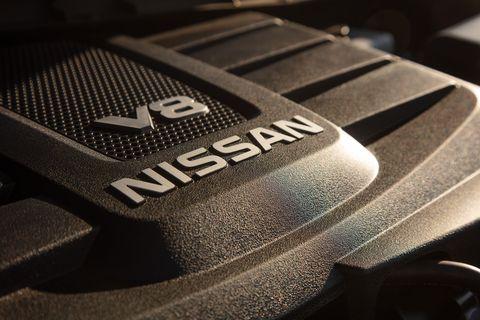 2020 Nissan Titan Pro-4X Pickup Truck