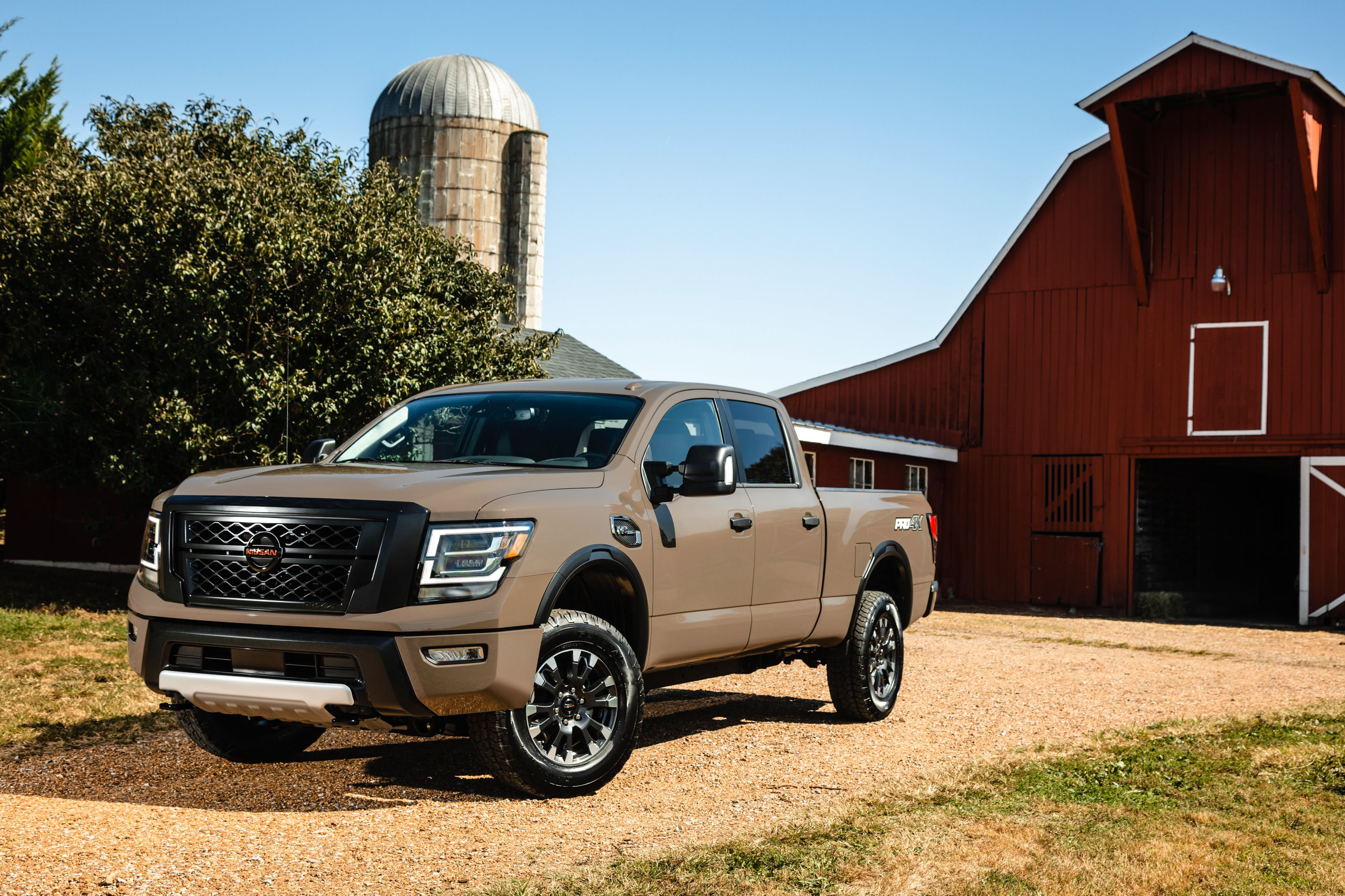 2020 Nissan Titan Xd Review Pricing And Specs