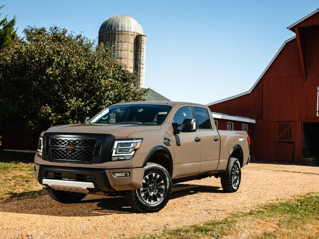 Nissan Titan Diesel Specs >> 2020 Nissan Titan Xd Review Pricing And Specs