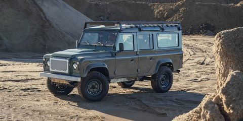 2020 osprey land rover defender 110
