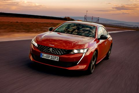 Peugeot 508 GT: A Look at the Future, Just Not Our Future