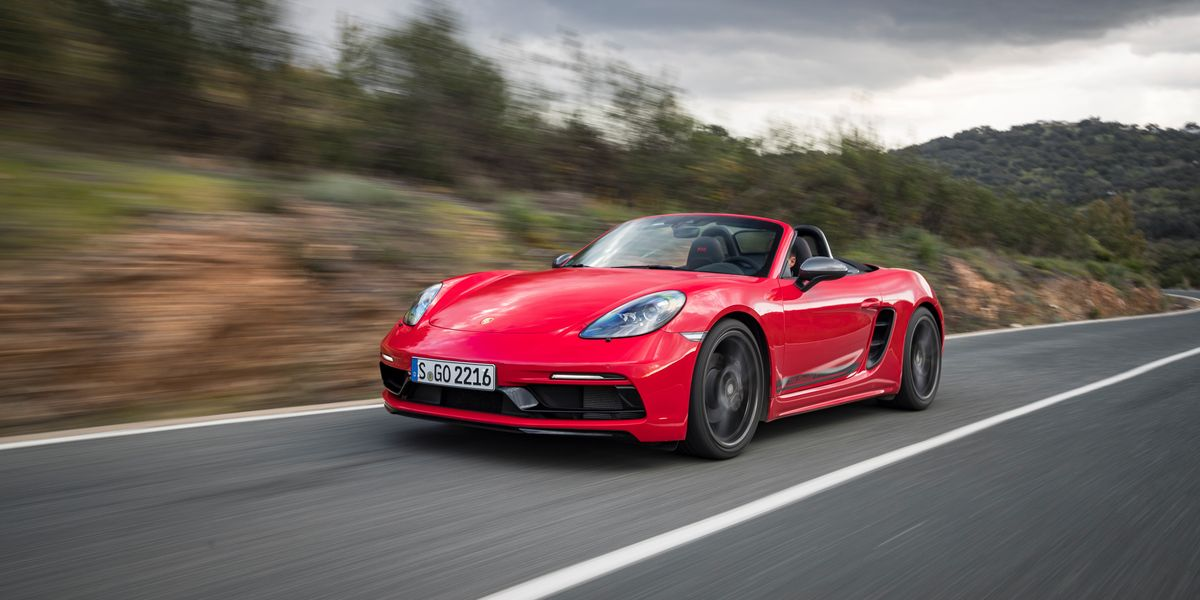 Best Ev Cars >> 2020 Porsche 718 Boxster T and Cayman T – Pure Driver's Cars