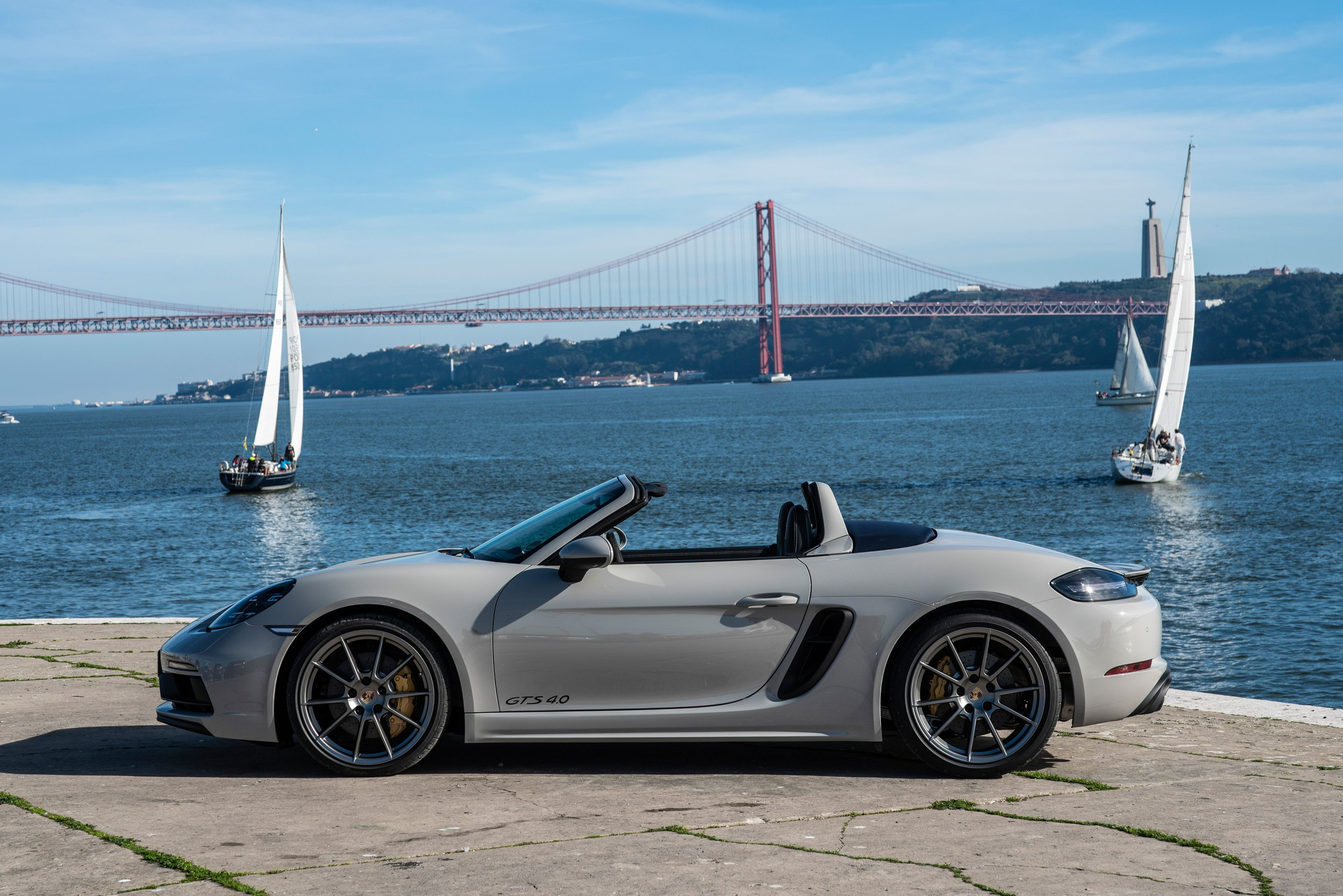2021 The Porsche 718 Interior