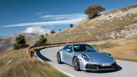 New Porsche Vehicles Models And Prices Car And Driver