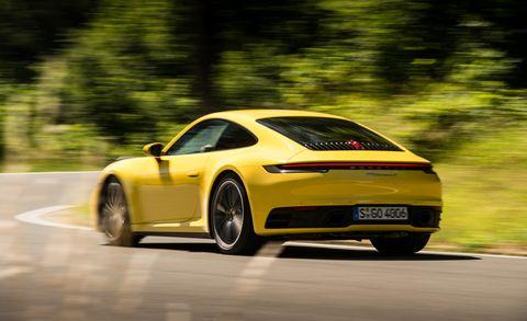 2020 Porsche 911 Carrera S Tested 992 Generation Porsche 911