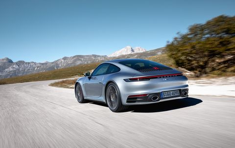 2020 Porsche 992 Greatness Continues