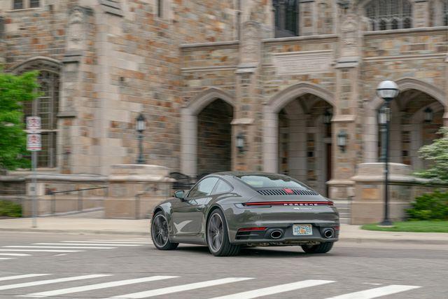 Land vehicle, Vehicle, Car, Automotive design, Sports car, Coupé, Performance car, Techart 997 carrera, Supercar, Porsche 911,