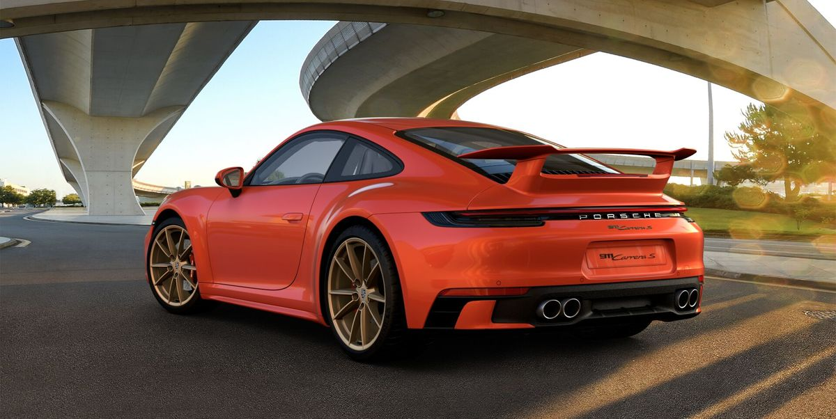 Porsche 911's New Aerokit Is a Preview for the 992 GT3