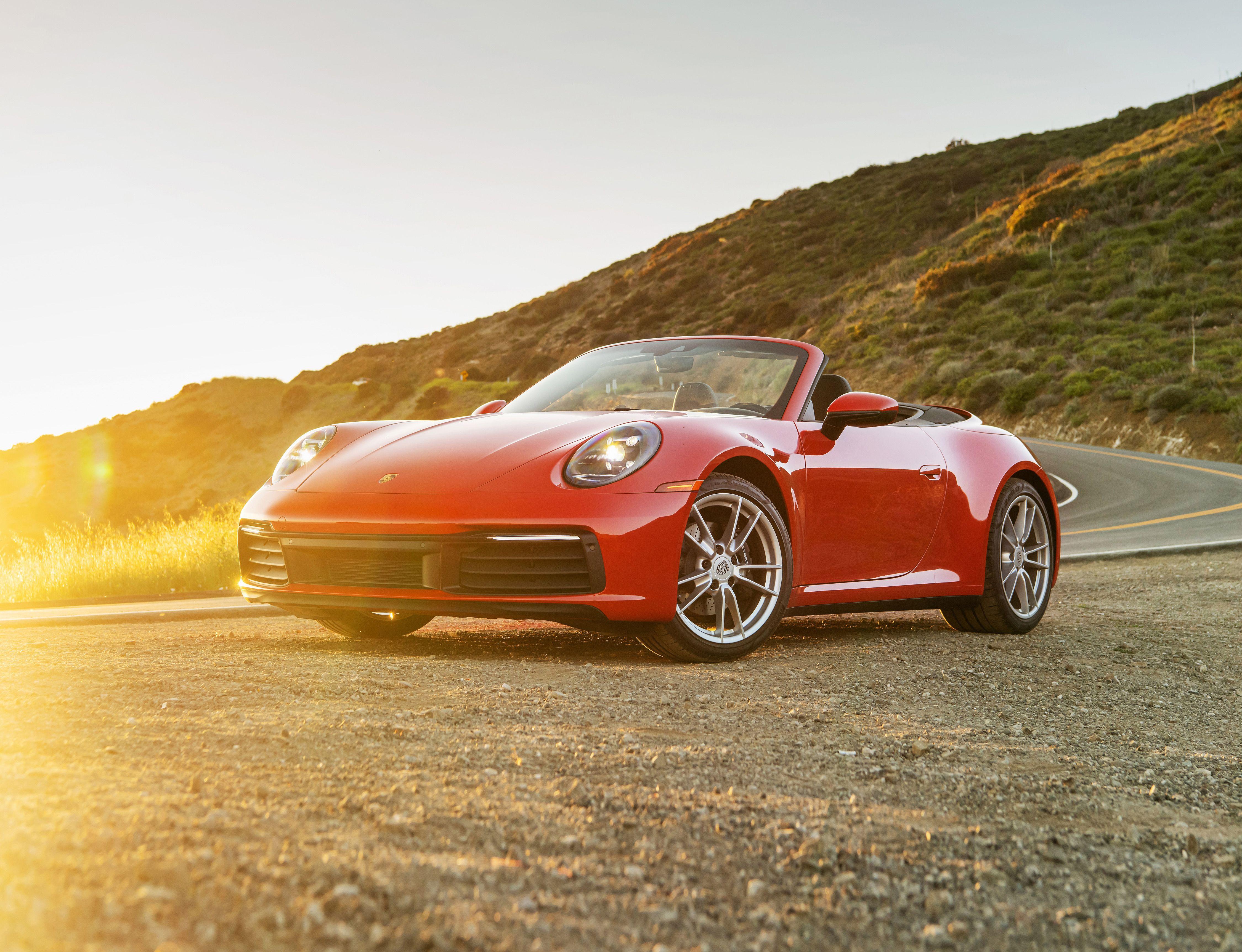 2020 Porsche 911 Carrera Cabriolet Redefines Entry Level
