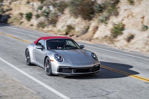 Land vehicle, Vehicle, Car, Supercar, Performance car, Sports car, Luxury vehicle, Automotive design, Rim, Porsche,