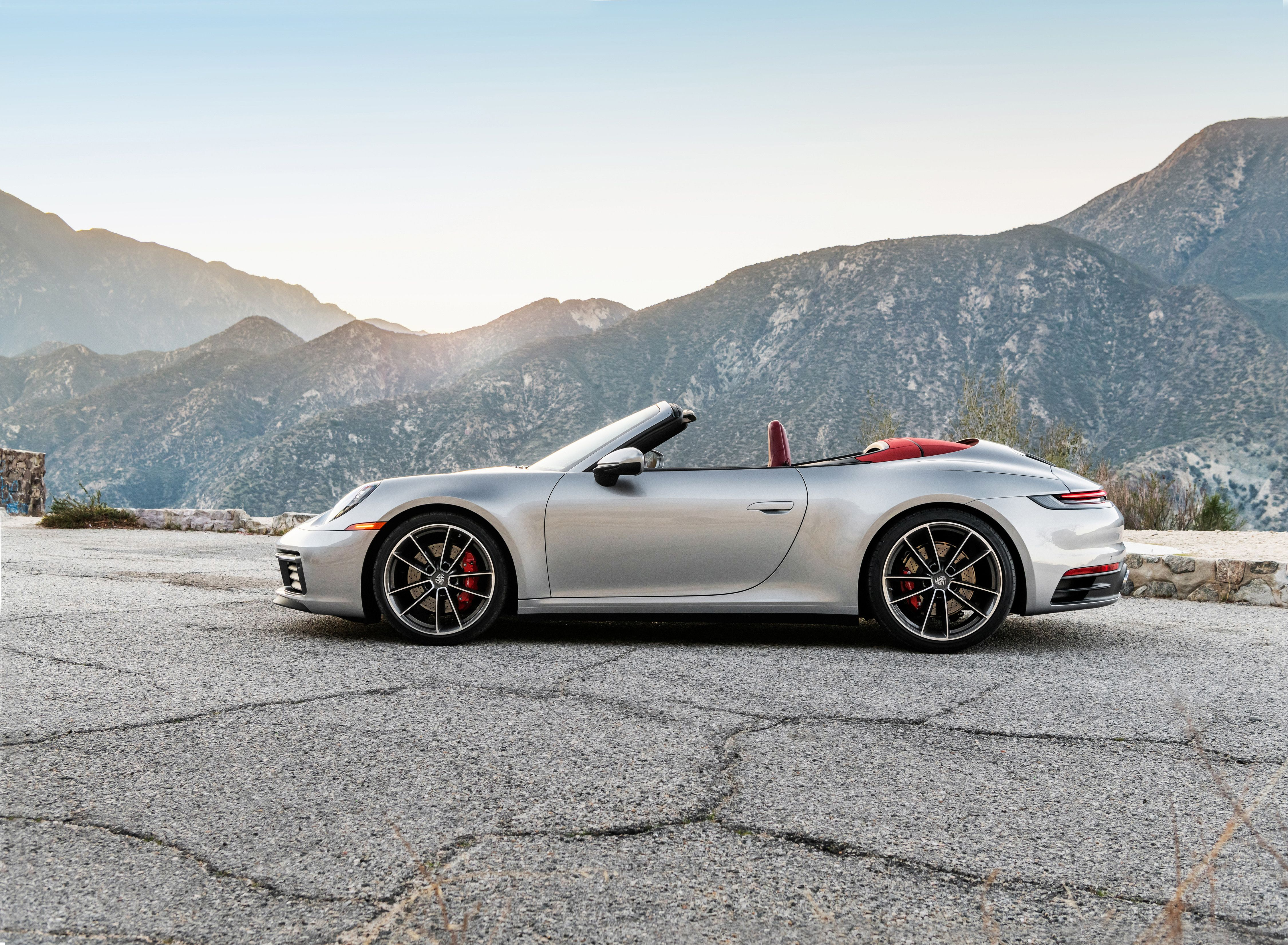 Tested 2020 Porsche 911 Carrera S Cabriolet Gives Up Little To The Coupe