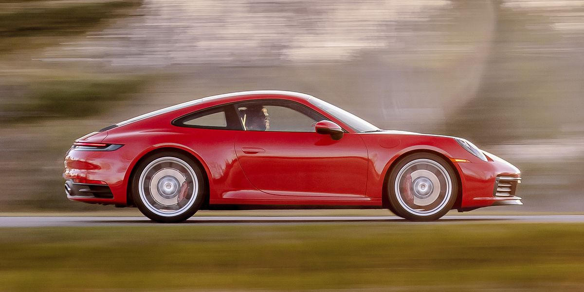 The Magnificent Seven 2020 Porsche 911 Carrera S Manual