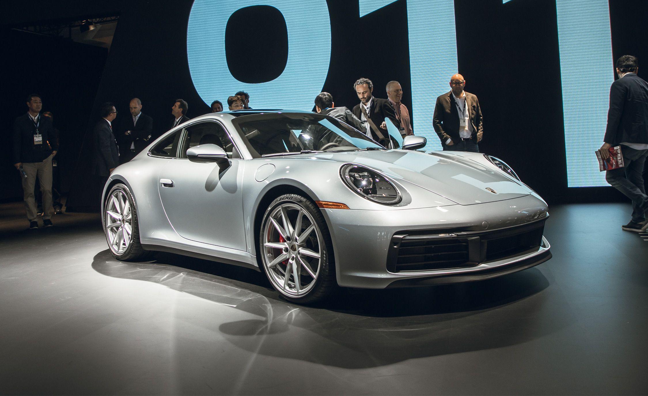 2020 Porsche 911 992 Generation Sports Car