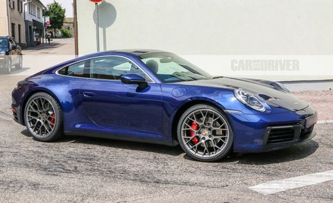 Porsches For Sale >> 2020 Porsche 911 Arrival Date 992 Generation Debuts In November