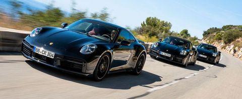 2020 Porsche 911 Turbo S Is Getting A Big Power Bump