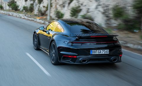2020 Porsche 911 Turbo / Turbo S