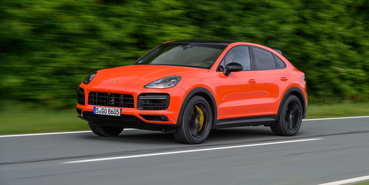 2020 Porsche Cayenne Coupe – Sleeker Porsche SUV