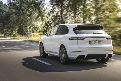 2020 Porsche Cayenne Turbo S E Hybrid Revealed With Photos Specs