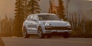 2020 Porsche Cayenne Turbo S-E Hybrid