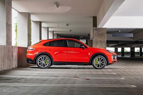2020 Porsche Cayenne Turbo S E Hybrid Coupe Raises Questions Raises Hell