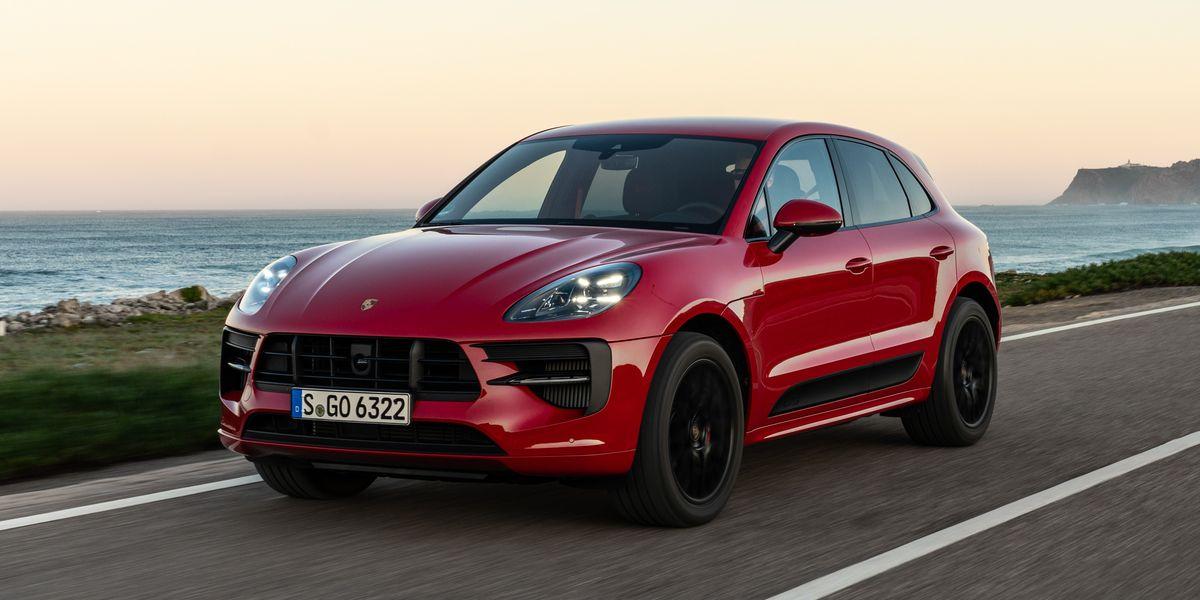 Porsche S Updated Macan Gts Hits The Sweet Spot