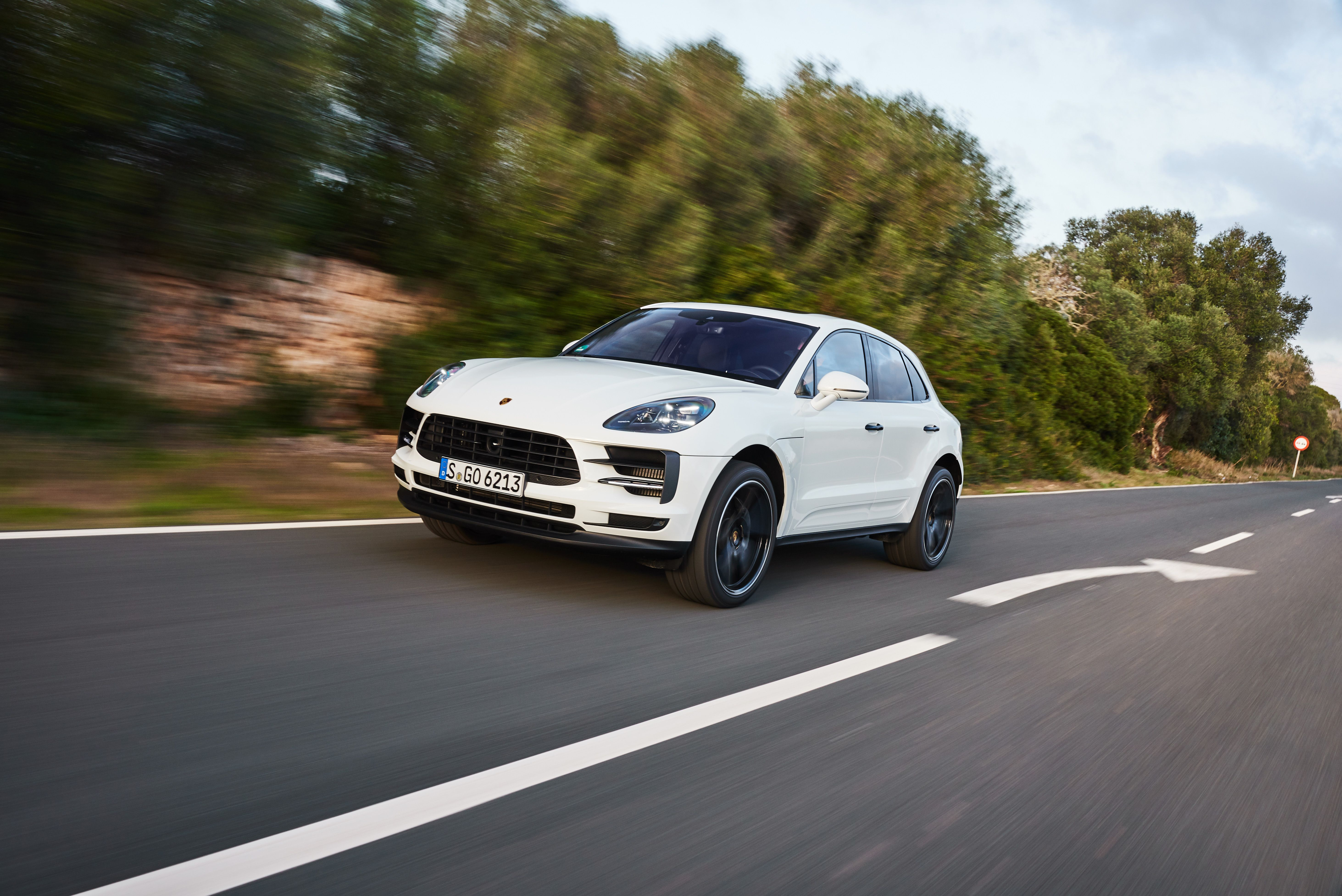 2020 Porsche Macan Review, Pricing, and Specs