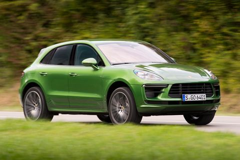 2020 Porsche Macan Turbo Is Predictably Excellent