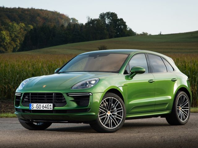 2020 Porsche Macan Turbo Review Pricing And Specs