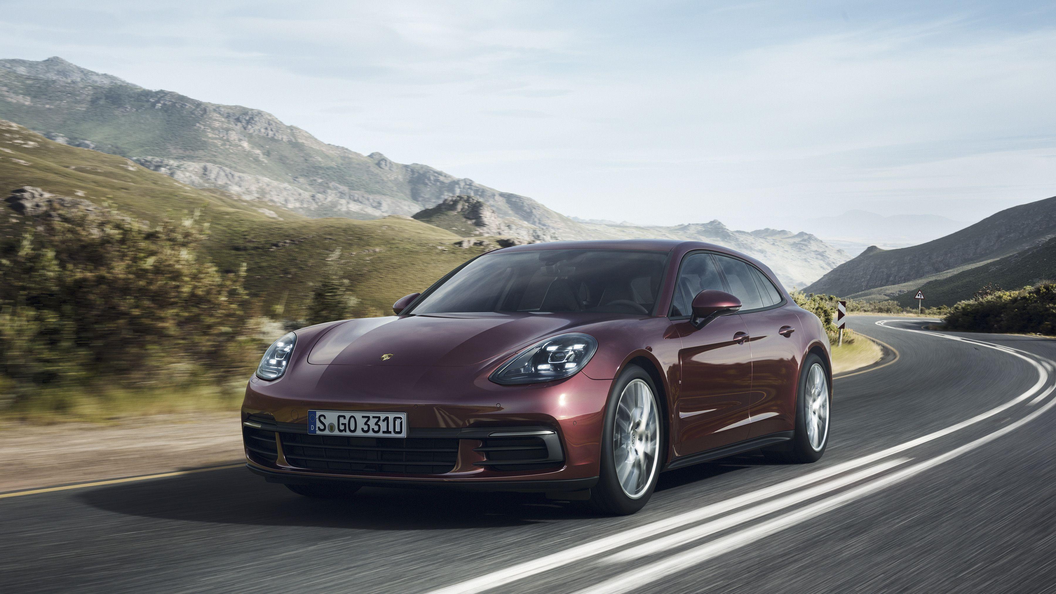 2020 Porsche Panamera Sport Turismo Review, Pricing, and