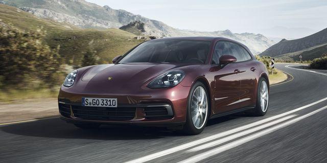 2020 Porsche Panamera Sport Turismo Review Pricing And Specs