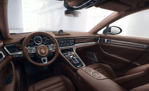 2020 Porsche Panamera Turbo Review Pricing And Specs