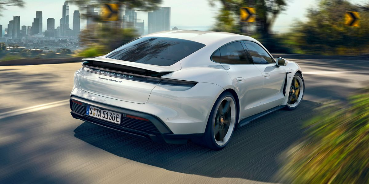2020 Porsche Taycan Ev Is The First Real Threat To Tesla