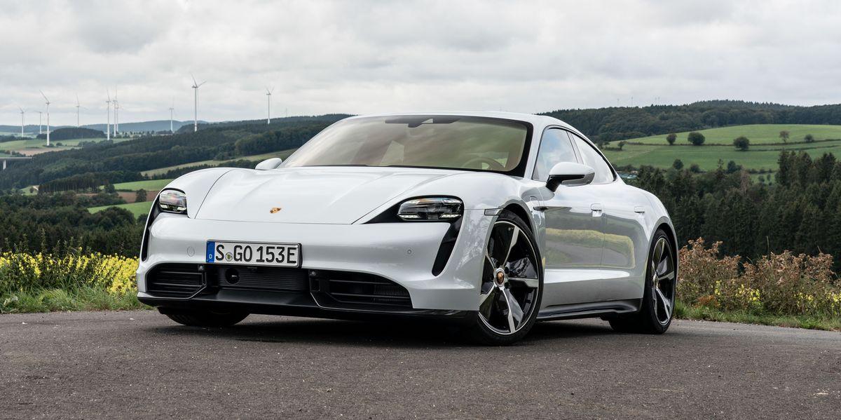 Porsche Taycan S Terrible Epa Range Makes It The Least Efficient Ev