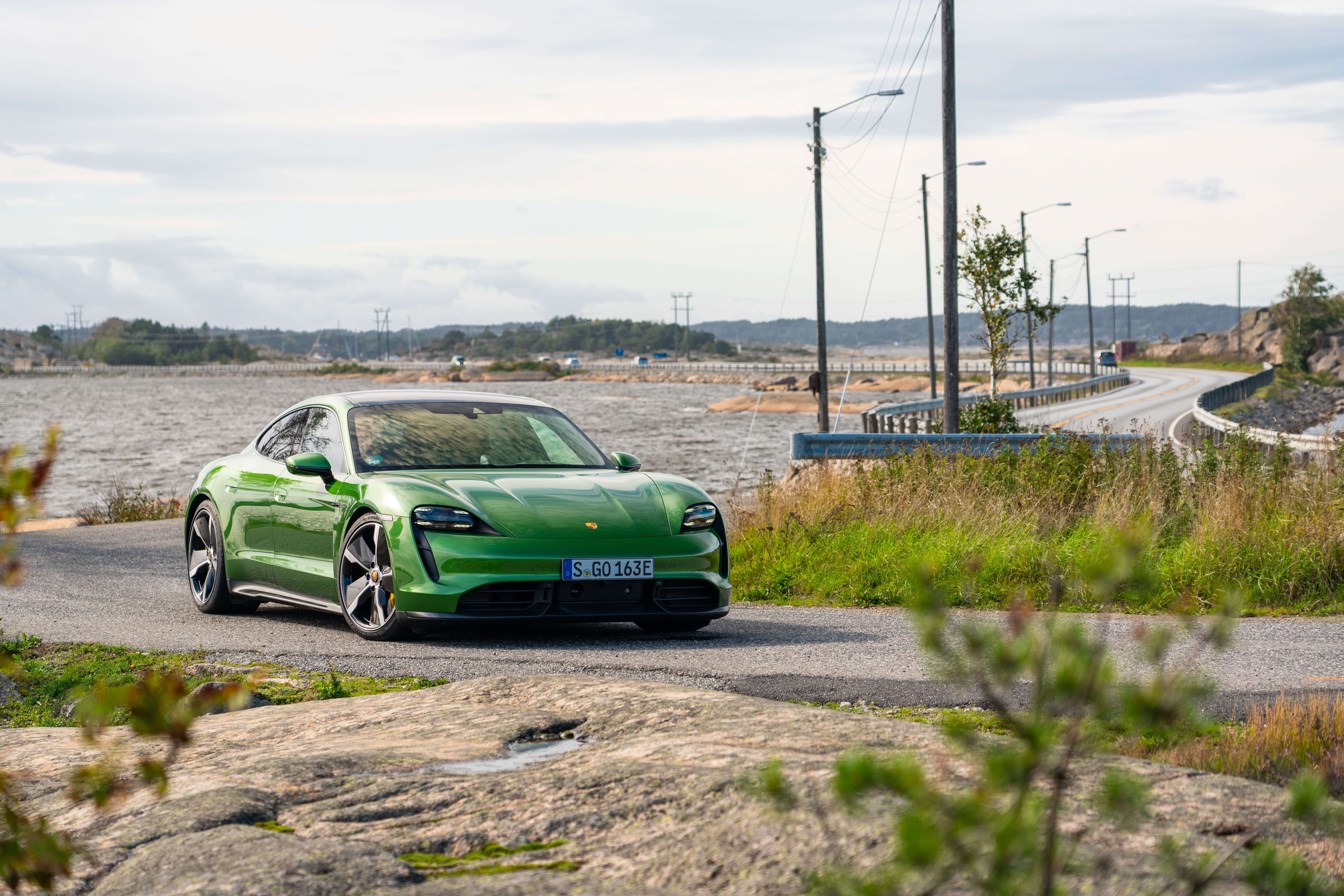 Porsche Taycan Review, Pricing, and Specs
