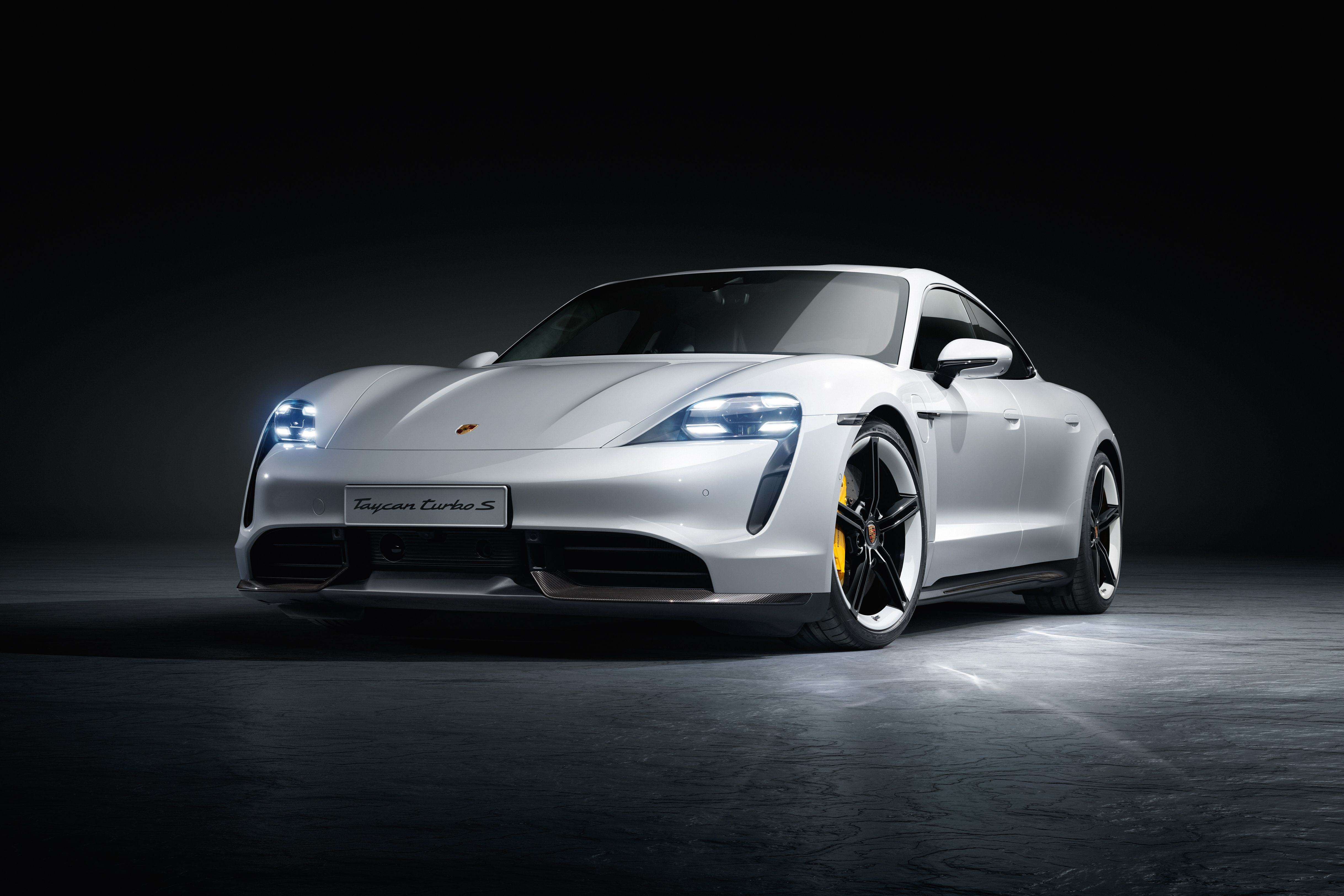 2020 Porsche Taycan Is a Lot More Expensive Than the Tesla