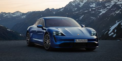 Why the Porsche Taycan EV's Two-Speed Transmission Is a Big Deal