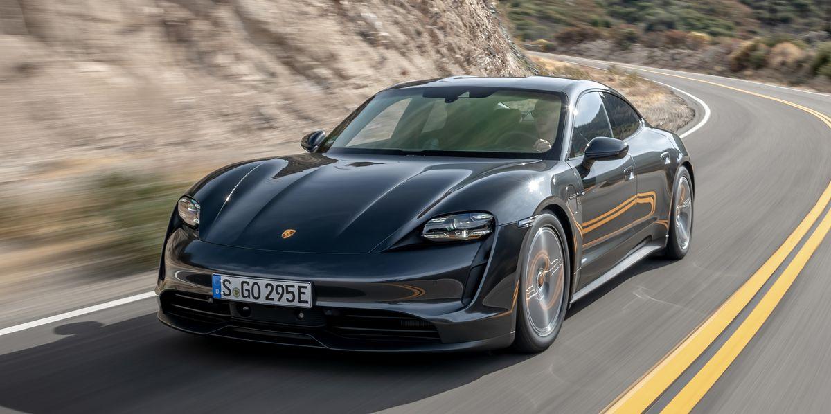 2020 Porsche Taycan 4s Is More Sensible Yet Still Damn Good