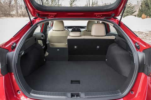 Toyota Prius 2020 года